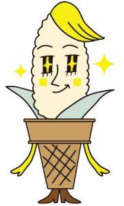 アイスクリーム キャラクター